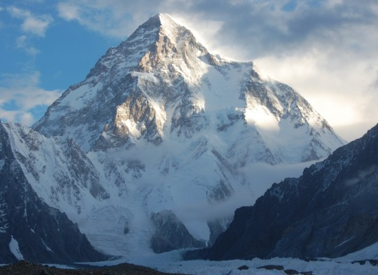 Photo: K2, Mount Godwin Austen, Chogori, Savage Mountain (Wikipedia) - A mountain of data