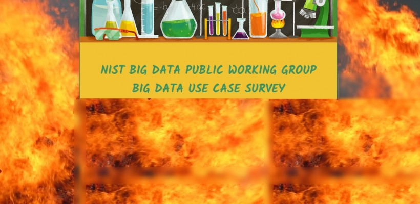 NIST Big Data Working Group Use Case Survey - image